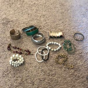 Costume jewelry and accessories